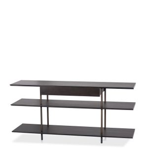 """Knygų lentyna """"Arial Low Bookcase"""""""