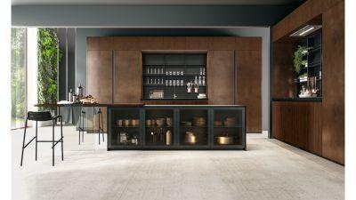 "Virtuvės baldų kolekcija ""Oltre"""