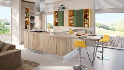 """Virtuvės baldų kolekcija """"Swing"""""""