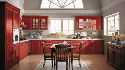 "Virtuvės baldų kolekcija ""Velia Laccata"""