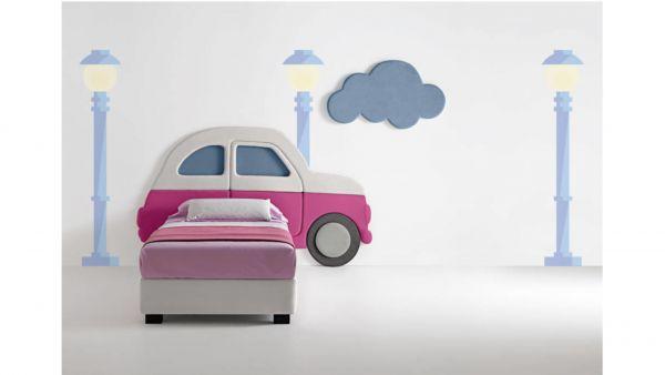 """Vaikiška lova """"Car"""""""