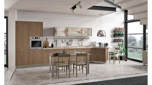 "Virtuvės baldų kolekcija ""Rewind"""