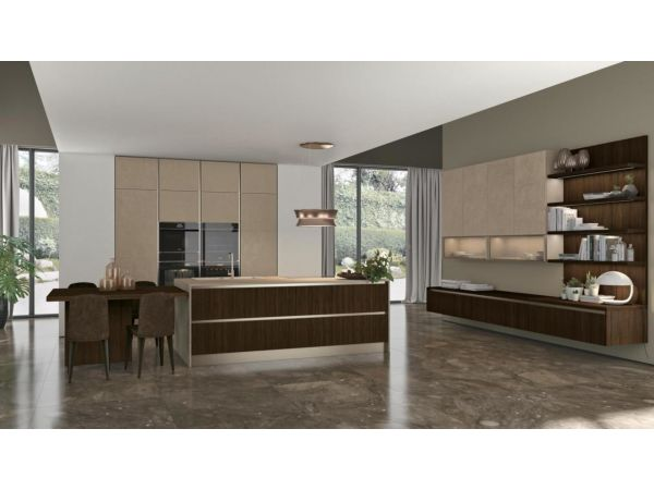 "Virtuvės baldų kolekcija ""Clover"""